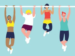 Strength training for women in their 40's