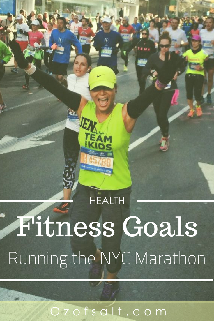 Running the New York Marathon: By Jen Oliak