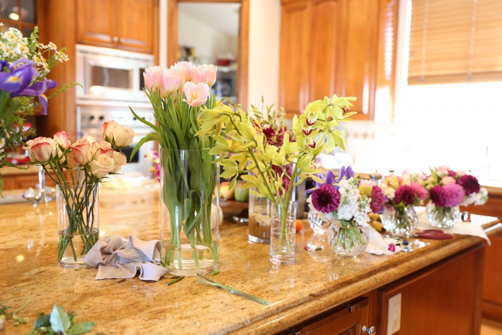 Professional Looking Flower Arrangements-7