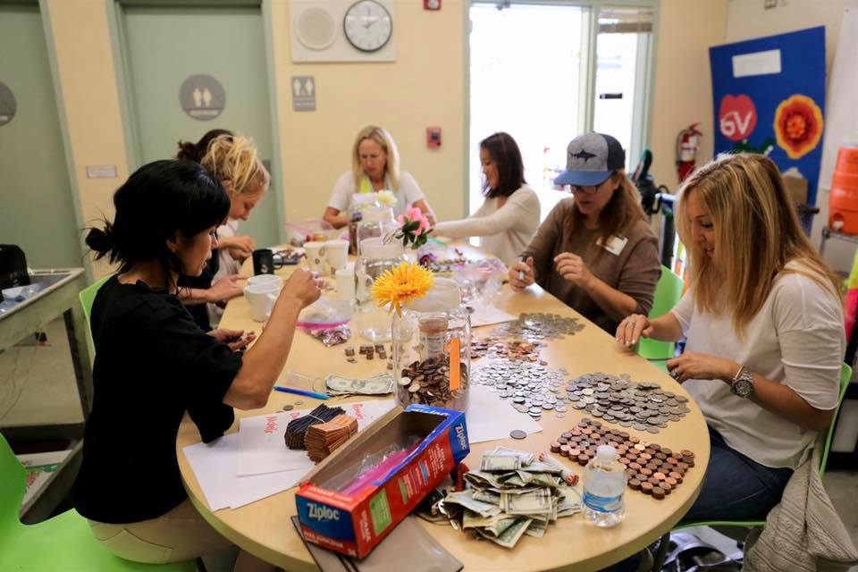 How to engage and motivate students to fundraise - the Penny Wars